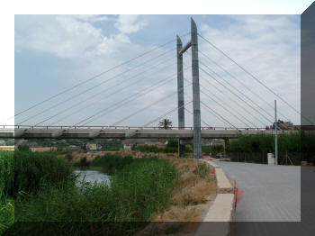 Archena road bridge, prov. Murcia