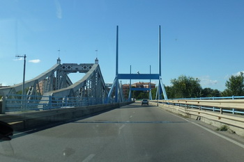 Road bridge, Zaragoza